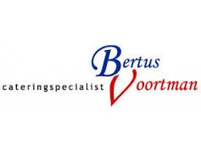 Cateringspecialist Bertus Voortman
